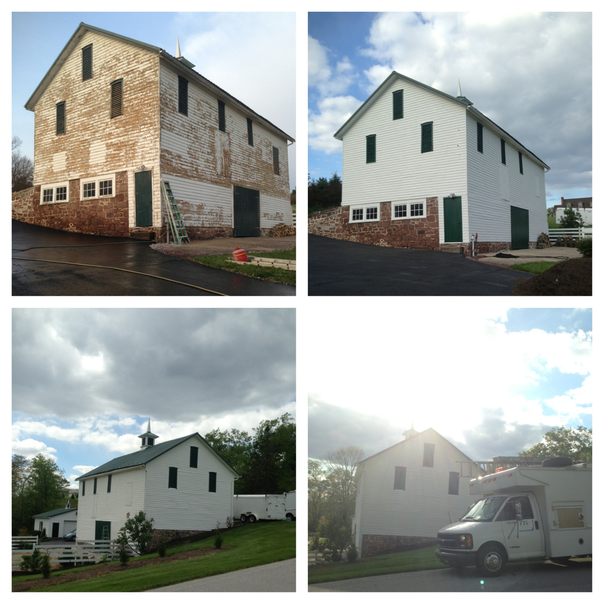 Power Washing and Restoration